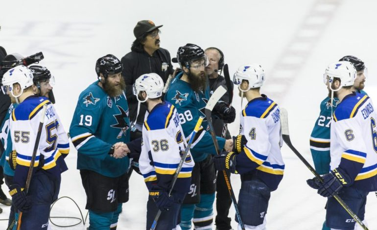 Blues Will Learn From Western Conference Finals Loss