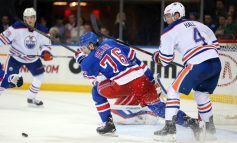 Brady Skjei Making a Strong Case for the Rangers