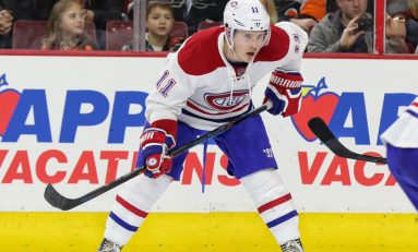 Are the Montreal Canadiens Too Small?