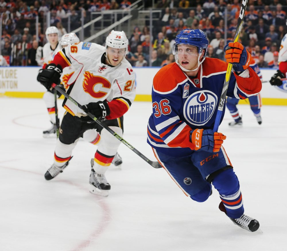 Oilers' 19-year-old McDavid: youngest captain in National Hockey League history