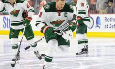 Mikko Koivu Sets Franchise Record for Games Played, Gets Tribute