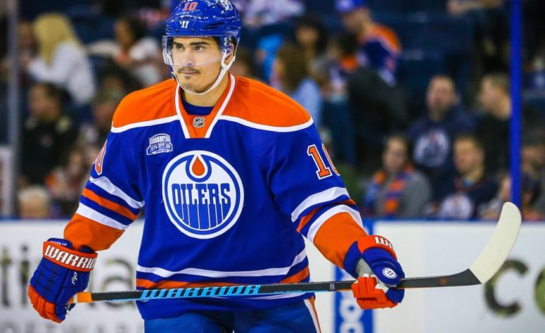 Yakupov Returns to Edmonton for the First Time