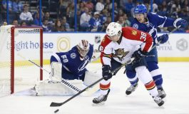 Rookie Shane Harper Succeeding on Panthers' Fourth-Line
