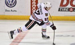 Michal Kempny Signing Helps Defensive Depth For Blackhawks