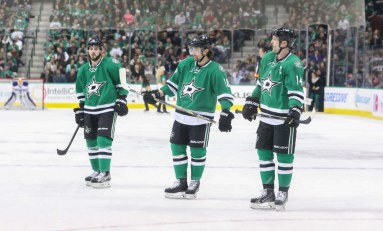 Stars Forward Depth Tested