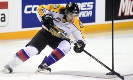 Ivan Provorov Wins CHL Defenceman of the Year