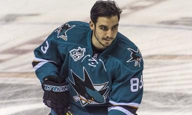 Sharks Re-Sign Matt Nieto to One-Year Deal: Report