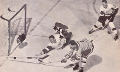 50 Years Ago in Hockey: Abel's Hunch Works for Wings