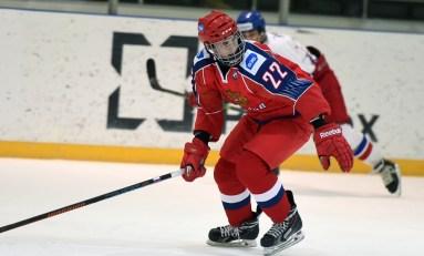 Meet New Hawks Prospect Artur Kayumov