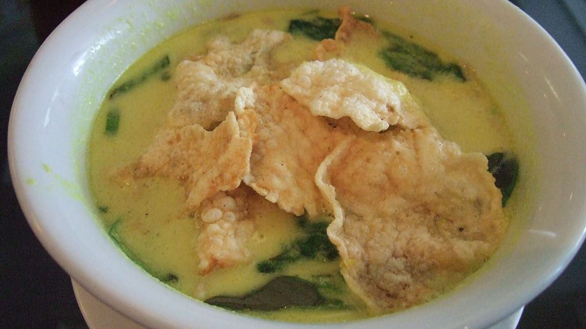 Indonesian Food Guide to Laksa in Jakarta