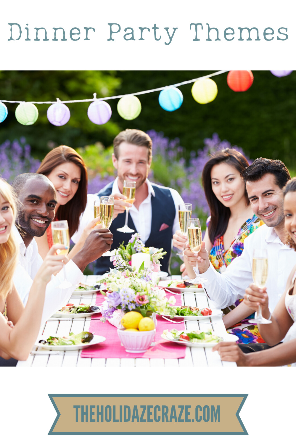 Dinner Party Themes Ideas Fun Celebration Theholidazecraze Com