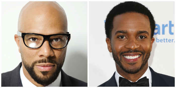 Common, Andre Holland