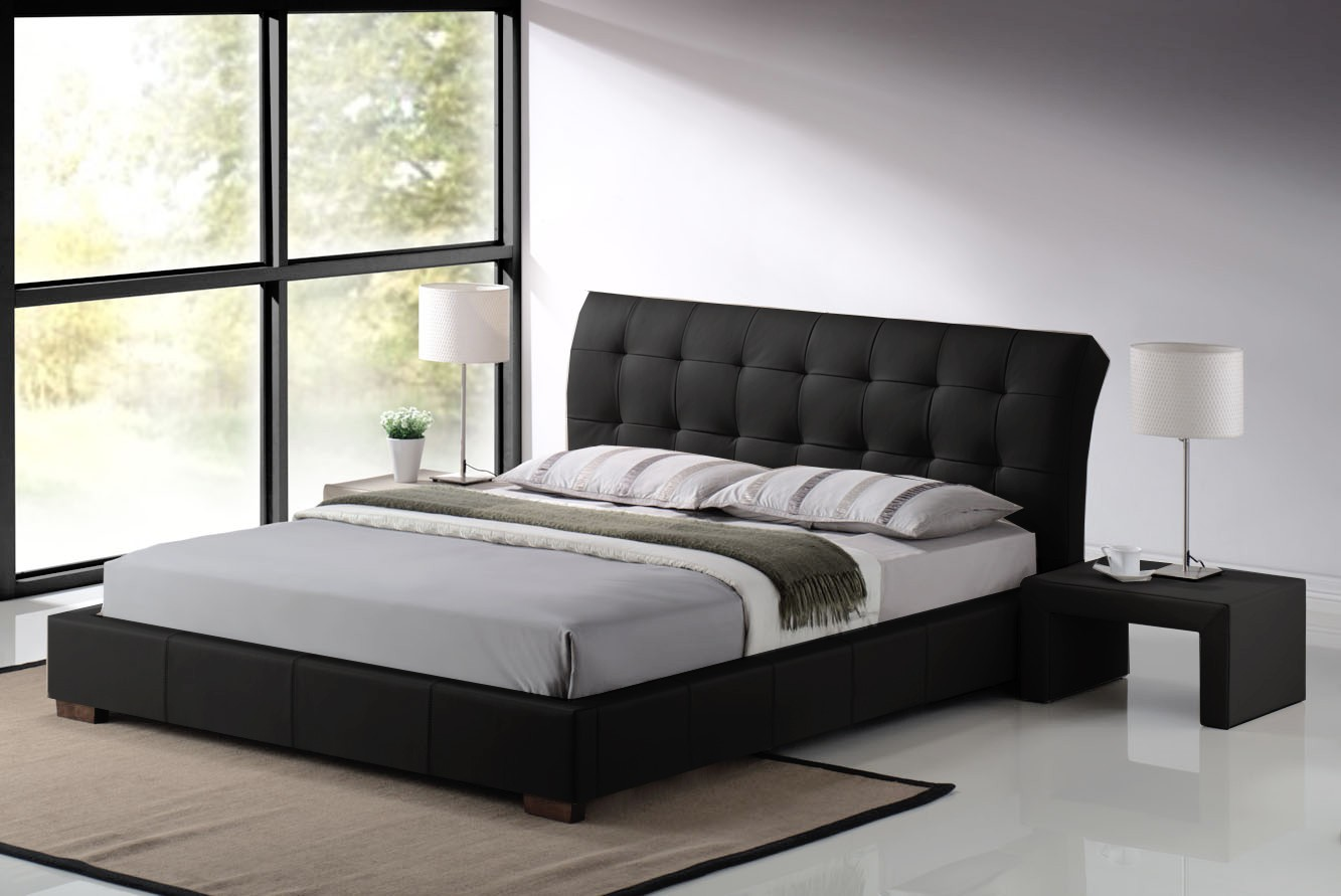 Leather Bed Timeless Luxury With Leather Beds Thehome