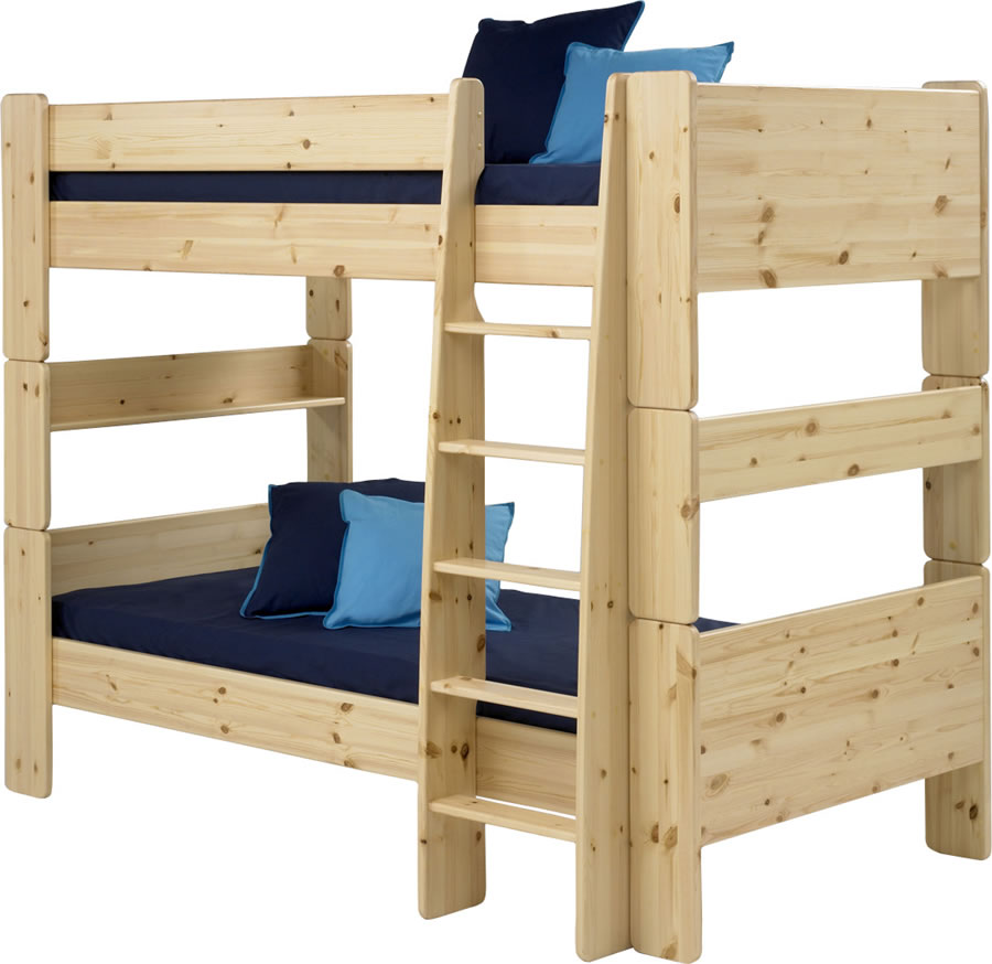 Steens For Kids Steens For Kids Bunk Bed In Natural Pine