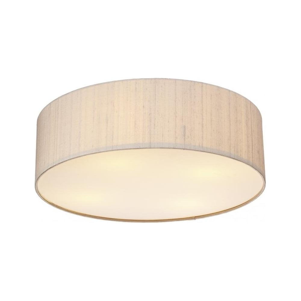 Ceiling Light Shades Paolo Led Taupe Flush Ceiling Light Pao5001 Led