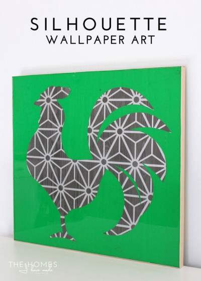 Renter-Friendly Wallpaper Installation - Yes, You Can Install Wallpaper! | The Homes I Have Made