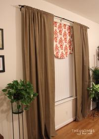 8 Clever Window Treatment Solutions for Renters! | The ...