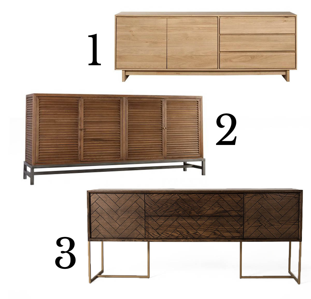 Designer Sideboards Top Finds Sideboards The Home Studio Interior Designers