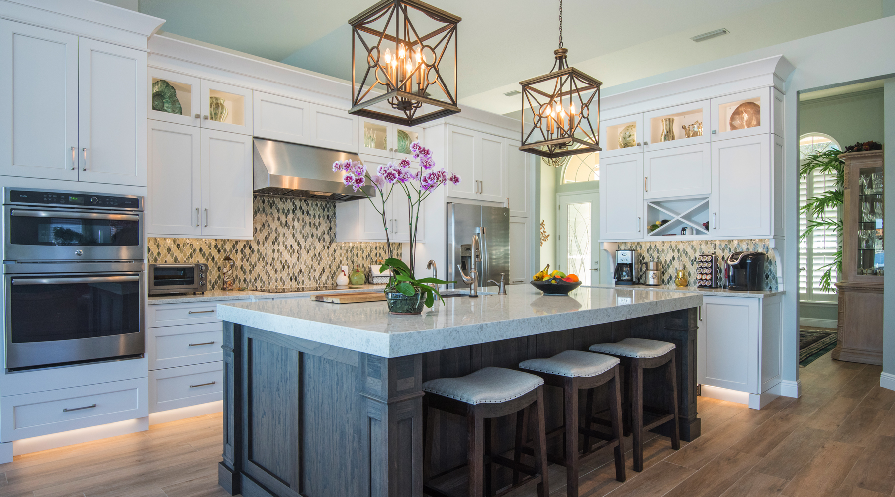 Cabinetry Orlando The Homestyles Group Bath Kitchen Remodeling Orlando