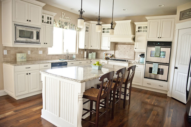 white kitchen transformation pictures home touches painting kitchen cabinets realted posted sand doors