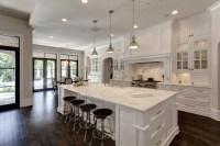 Open Concept Kitchen Living Room Decor | Joy Studio Design ...