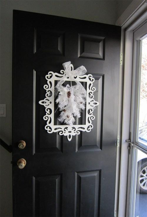 Medium Of Front Door Decor