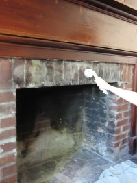 cleaning fireplace bricks Archives - The Honeycomb Home