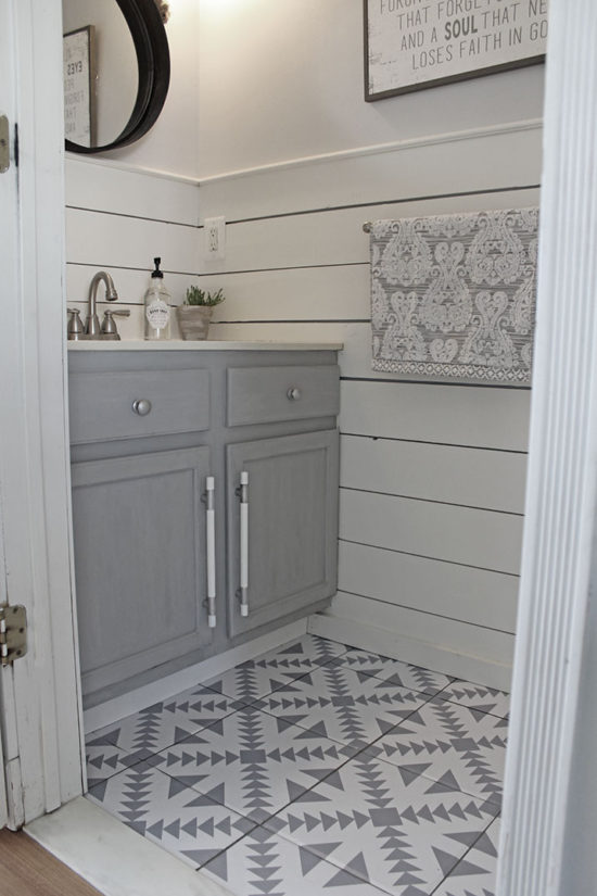 Small Bathroom Remodels With A Big Impact Start At Home Decor
