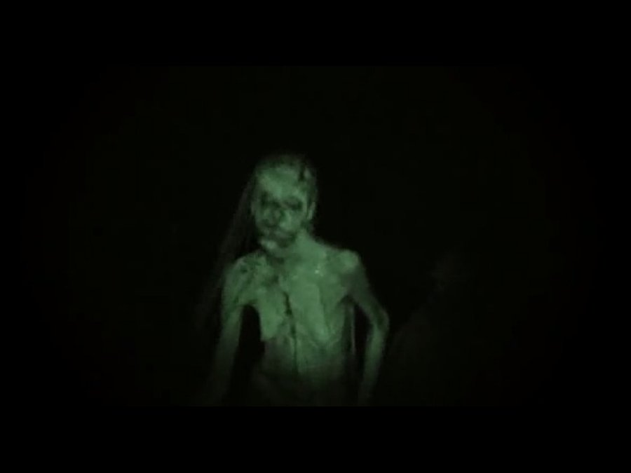 Creature Girl Wallpaper The Good The Bad And The Terrible Zombies The Horror