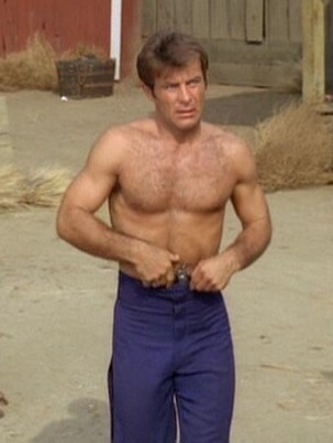 robert conrad in a speedo