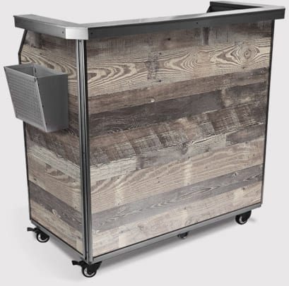 Wood Commerical Bar Counters With Drawer / Hostess Stands/drink Bar