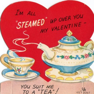 Have a Valentine\u0027s Day tea for two The Hour For Tea