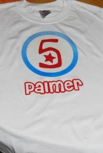 Palmer's 5