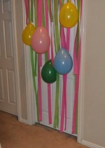 decorate their door