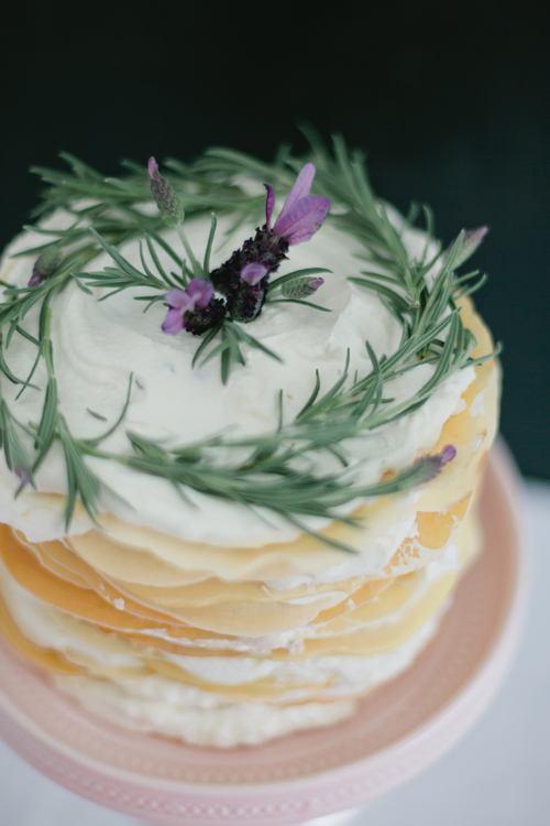Honey Lavender Mille Crepes Cake Recipes — Dishmaps