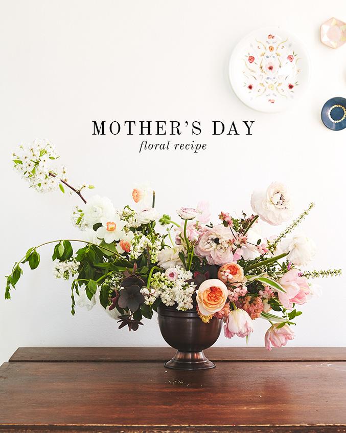 Mother 39 S Day Flower Arrangement Ideas