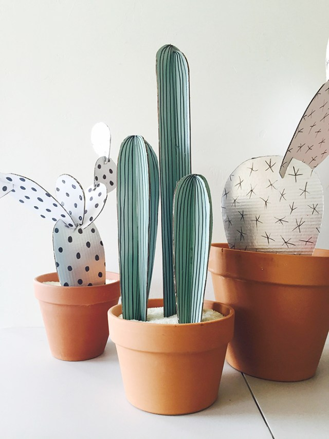 cardboard cacti 3