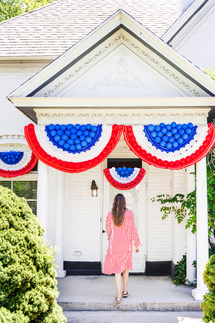3 Diy 4th Of July Bunting Ideas The House That Lars Built