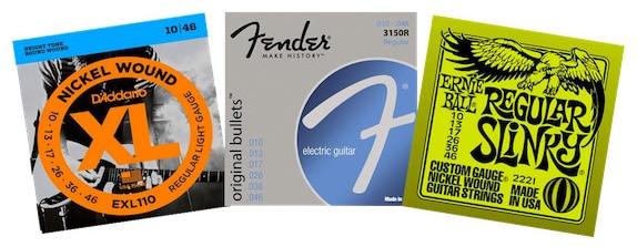 Buying Guide How to Choose Electric Guitar Strings The HUB