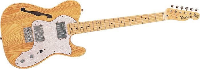 Wiring Was Applied To Production Telecasters In 1972 Dual Humbuckers