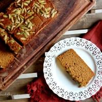 Fall into Fall:  Pumpkin Bread