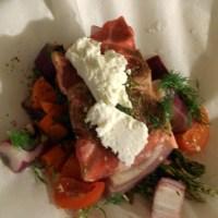 A Not-So-Big-Fat-Greek-Easter Meal:  Lamb En Papillote