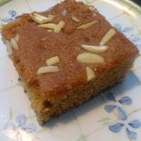 Honey! Oh Sugar, Sugar: Fijian Honey Cake