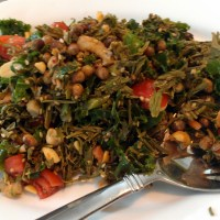 Tea Time!:  Laphet Thoke, or Burmese Tea Leaf Salad