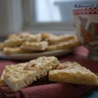 Cashew Chews:  Kaju Kalti, or Cashew Barfi