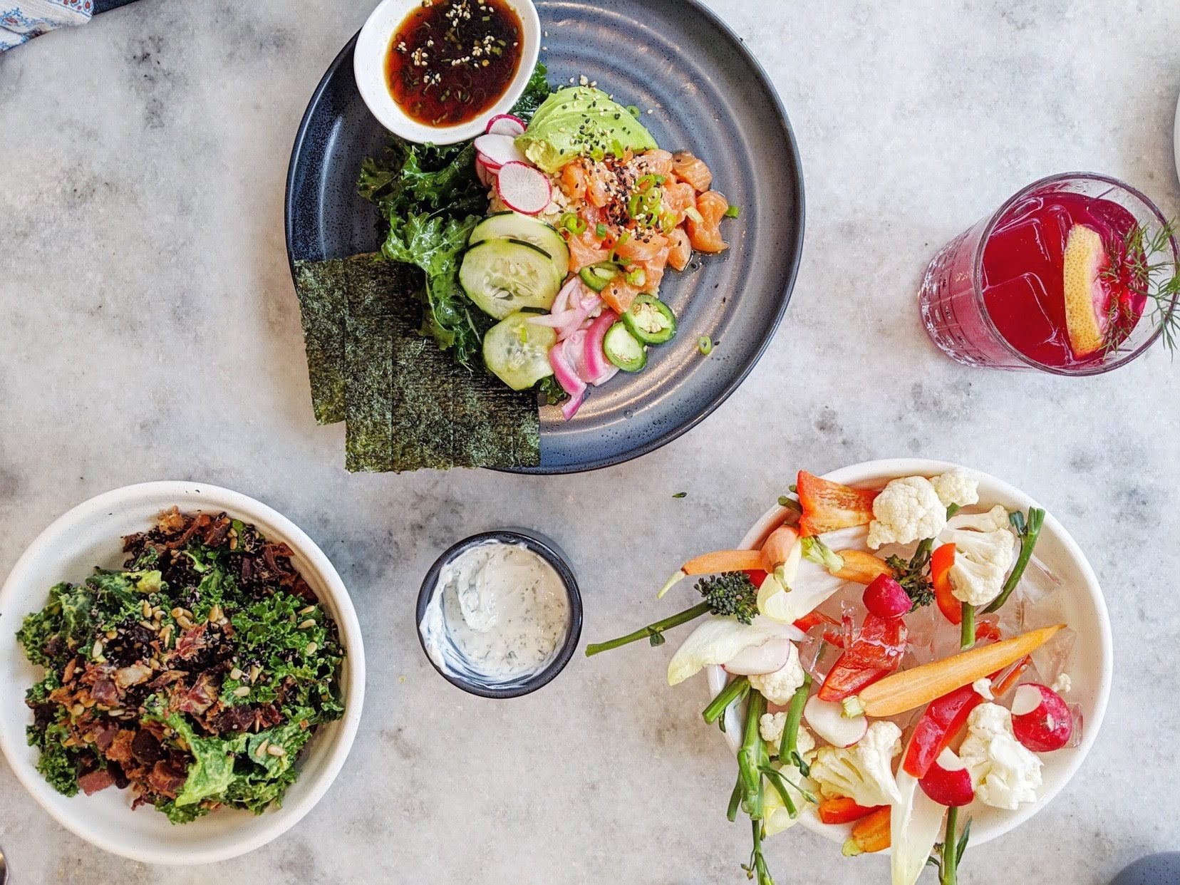 Cuisine Royale Eat Food My Favorite Healthy Restaurants In Austin The Hungry Chronicles