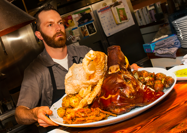 Chef-Charlie-Garrison-with-pig-head