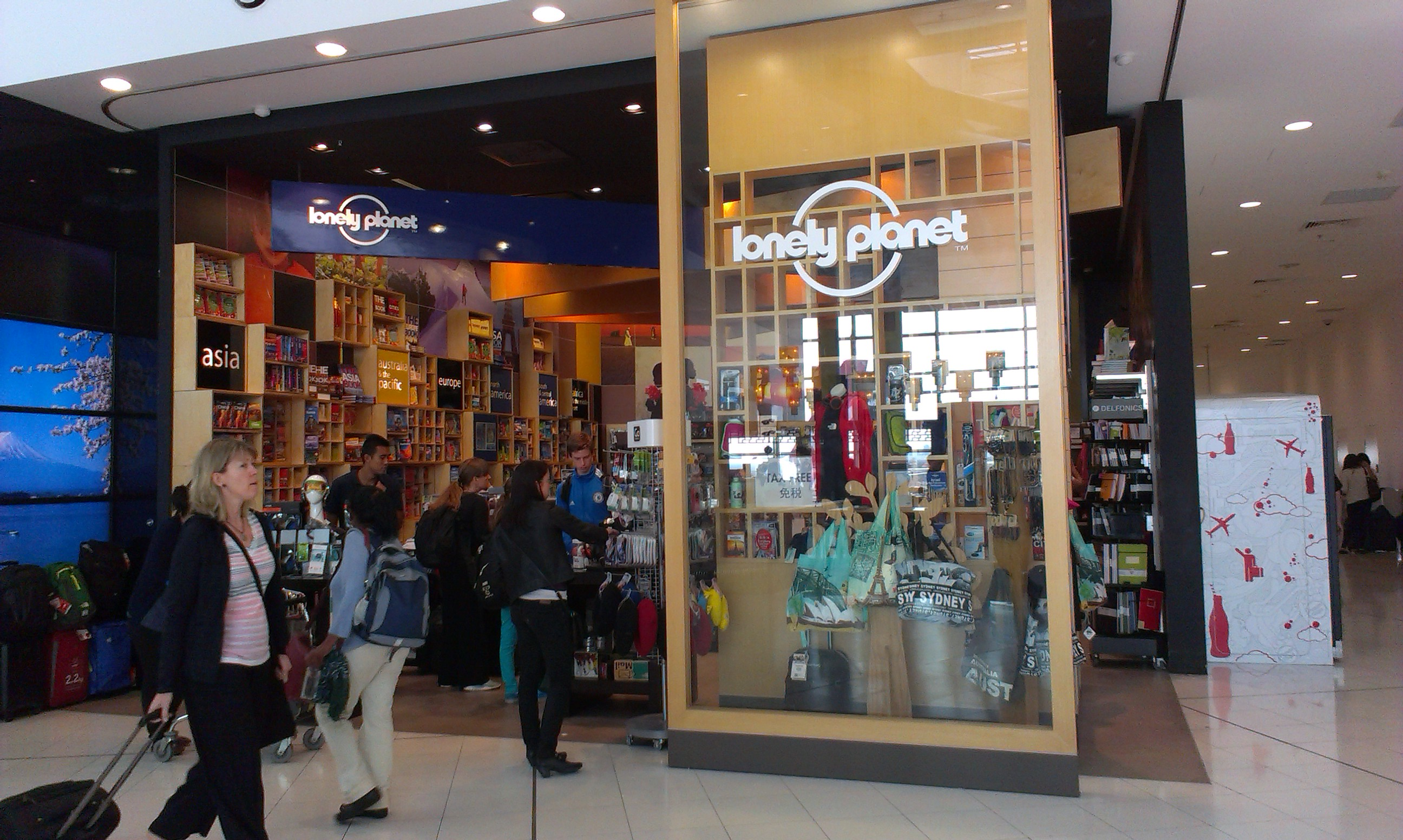 Sydney Airport Shops Travel The Hungry Expat