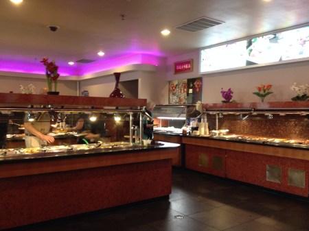 Wonderful Buffet Hours