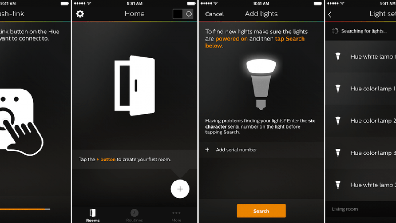 Hue Philips App Philips Hue App Gets An Update That Would Make It Easily Usable
